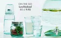 On the go lunchbokaal-Huismerk - Casa