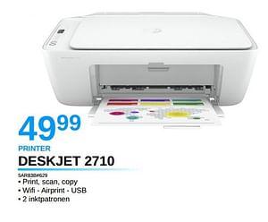 Hp printer deskjet 2710