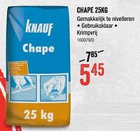 Chape-Knauf