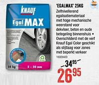 Egalmax-Knauf
