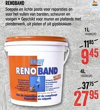 Renoband-Knauf