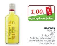 Limoncello lmperial-Huismerk - Intermarche
