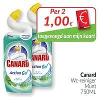 Canard wc- reiniger munt-Canard WC