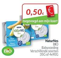 Naturnes bio babyvoeding-Naturnes