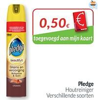 Pledge houtreiniger-Pledge