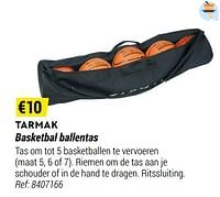 Basketbal ballentas-Tarmak