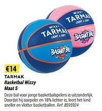 Basketbal wizzy-Tarmak