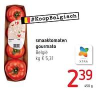 Smaaktomaten gourmato-Huismerk - Spar Retail