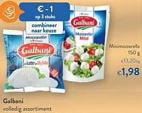 Galbani minimozzarella-Galbani