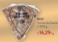Rhc tomme de savoie-Huismerk - OKay