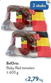 Belorta ruby red tomaten-Belorta