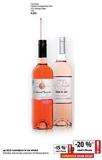 Casa mayor cabernet sauvignon rosé 2020 d.o. colchagua valley chili-Rosé wijnen