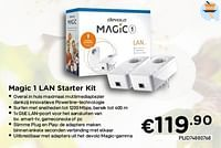 Devolo magic 1 lan starter kit-Devolo