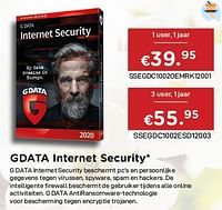 Gdata internet security-G Data