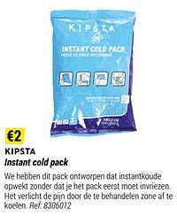 Kipsta instant cold pack-Kipsta