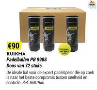 Kuikma kuikma padelballen pb 990s-Huismerk - Decathlon
