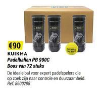 Kuikma padelballen pb 990c-Huismerk - Decathlon