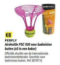 Perfly airshuttle psc 930 voor badminton buiten-Huismerk - Decathlon
