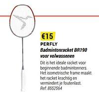 Perfly badmintonracket br190 voor volwassenen-Huismerk - Decathlon