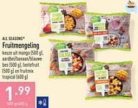 Fruitmengeling-All Seasons