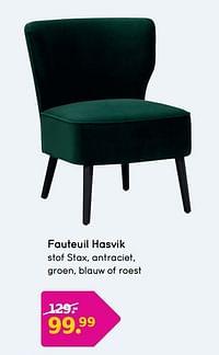 Fauteuil hasvik-Huismerk - Leen Bakker