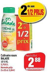 Culinaire room balade-Balade