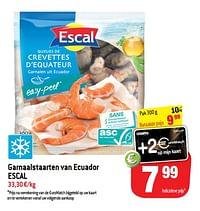 Garnaalstaarten van ecuador escal-Escal