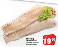 Schelvisrug-Huismerk - Match