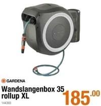 Gardena wandslangenbox 35 rollup xl-Gardena