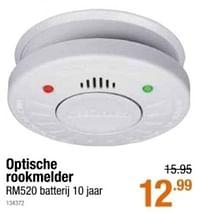 Optische rookmelder-Huismerk - Cevo