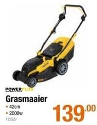 Powerplus grasmaaier-Powerplus