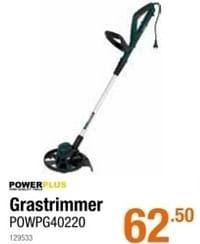 Powerplus grastrimmer powpg40220-Powerplus