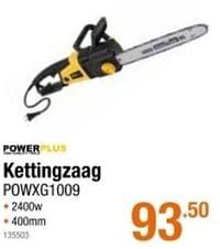 Powerplus kettingzaag powxg1009-Powerplus