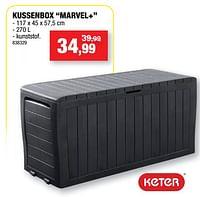 Kussenbox marvel+-Keter