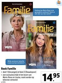 Boek familie-Huismerk - Lidl