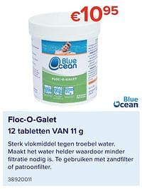 Floc-o-galet-Blue ocean