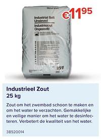 Industrieel zout-BSI