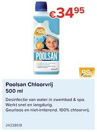 Poolsan chloorvrij-BSI