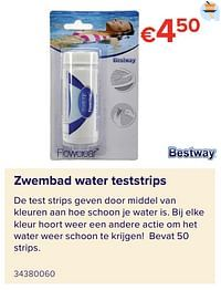 Zwembad water teststrips-BestWay