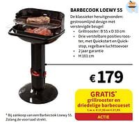 Barbecook loewy 55-Barbecook