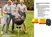 Weber master touch premium e-5770-Weber