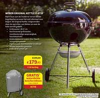 Weber original kettle e-4710-Weber