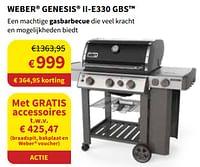 Weber genesis ii-e330 gbs-Weber