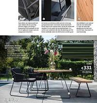 Accor stoel-Huismerk - Horta