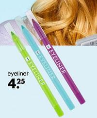 Eyeliner-Huismerk - Hema