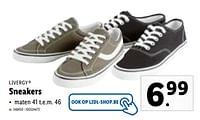 Sneakers-Livergy