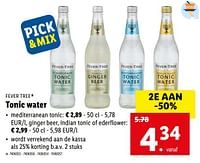 Tonic water-Fever Tree