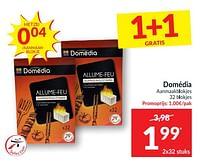 Domédia aanmaakblokjes-Domédia