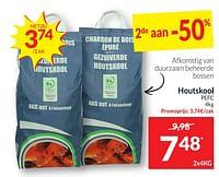 Houtskool pefc-Huismerk - Intermarche