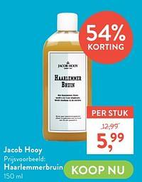 Haarlemmerbruin-Jacob Hooy